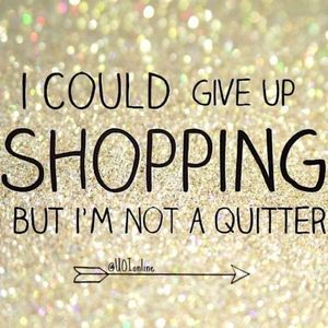 Other - I am not a quitter